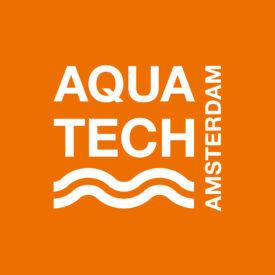Aquatech 2019 logo